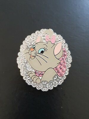 pin s disney marie aristochat dlp chat gris aristochats pins