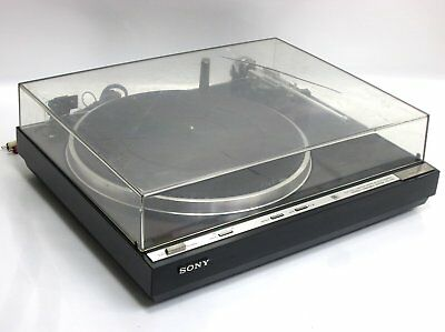Sony PS-X55 Fully-Automatic Direct-Drive Turntable