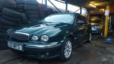 Jaguar X Type 2.0 Diesel Spares or Repairs Does Drive