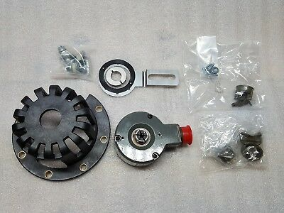 DYNAPAR HS351024054B7 with motor mount and connector kits