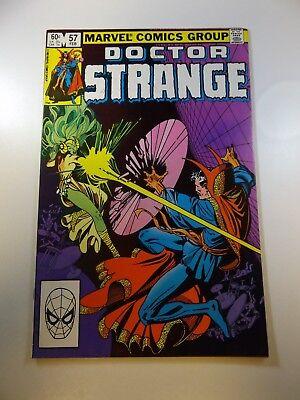 Dr. Strange #57 VF- condition Huge auction going on now!