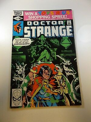 Dr. Strange #43 FN condition Free shipping on orders over $100.00!