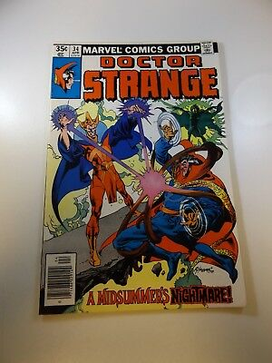 Dr. Strange #34 VF condition Free shipping on orders over $100.00!