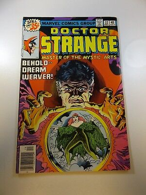 Dr. Strange #32 FN condition Free shipping on orders over $100.00!