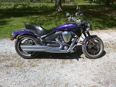2002 Yamaha Road Star  2002 Yamaha Road Star Warrior 1700