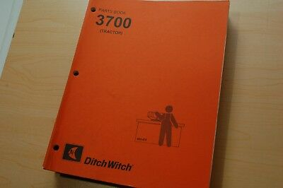 ditch witch c77 c99 walk behind trencher parts manual book catalog rh picclick com Rt 95 Ditch Witch Specs Ditch Witch 8020 Spec