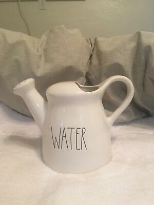 "Rae Dunn Water Can Artisan Collection By Magenta, ""Water"""
