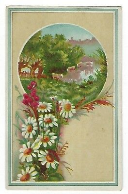 Powers Specific For Asthma late 1800's medicine trade card - Danvers, MA