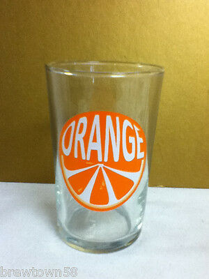Novelty drinking glass cocktail beer mixed drink glass with oranges logo OK9