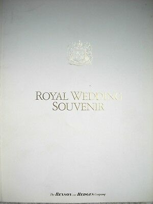 **charles & Diana Royal Wedding Preview Souvenir Magazine From Women`s Weekly**