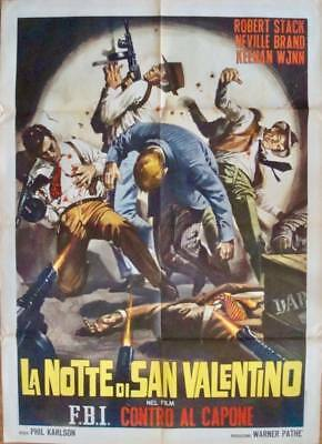 House Of Usher Italian 2f Movie Poster 39x55 Vincent Price Roger