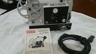 Eumig Mark 610D Movie Projector