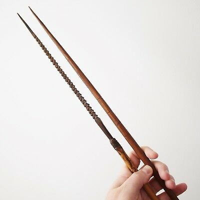 Authentic MELANESIAN wooden arrows VANUATU Collected during the 1920'
