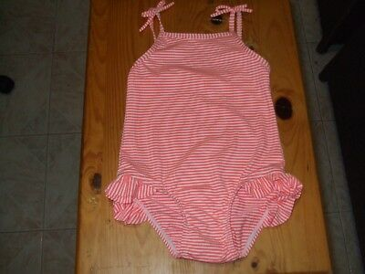 """Girls """"Tiny Little Wonders"""" 1 pce Bathers with bonus Hat BNWT  @MUST SEE@ Size 2"""
