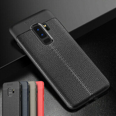 For Samsung Galaxy S9 S8 Plus Ultra Thin 360° Protective Silicone TPU Case Cover
