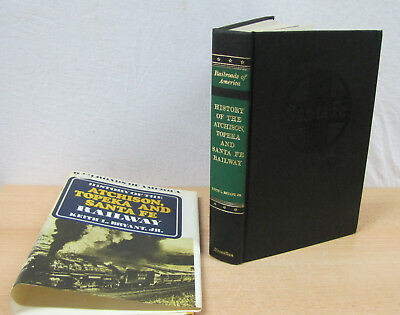 Railroads of America, History of the Atchison, Topeka and Santa Fe Railway, 1974