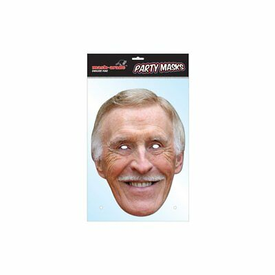 Bruce Forsyth Celebrity Face Mask