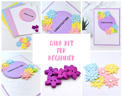 Card Kit - Scrapbooking, Greeting Cards & Paper Crafts