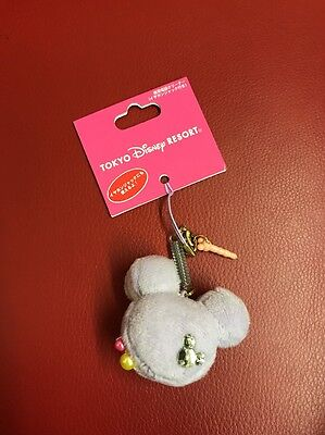 Tokyo Disneyland Resort: Mickey Shaped Macaroon Phone Cleaner: Purple (DSJ)