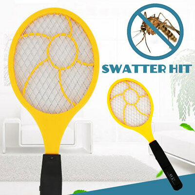 Flyswatter Electric Tennis Racket Electric Mosquito Swatter Trap Control