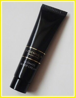 M&S FORMULA Absoulte ULTIMATE Sleep CREAM 15ml ~ NIGHT Treatment~ Marks &Spencer