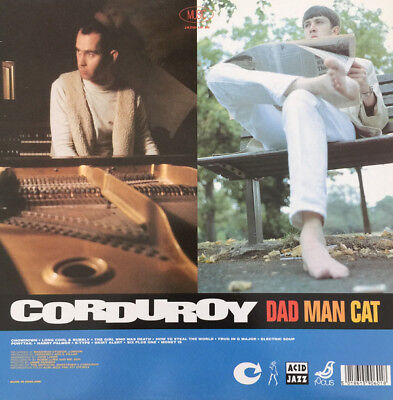 Corduroy / Dad Man Cat