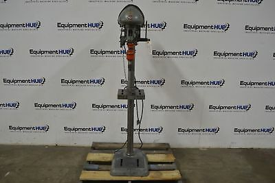 "Delta Milwaukee 14"" Floor Model Vintage Drill Press"
