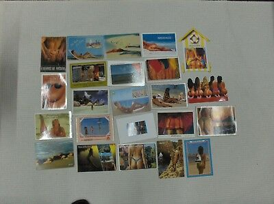 Lot de cartes postales : état voir photos