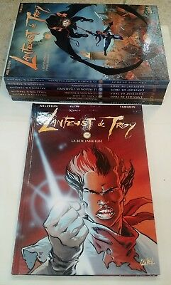 Lanfeust De Troy  ** Tome 1 A 8 Cycle Complet ** Dont Eo Arleston/tarquin