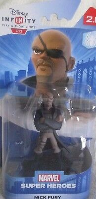 Disney Infinity 2.0 Figur - Marvel Super Heroes Nick Fury