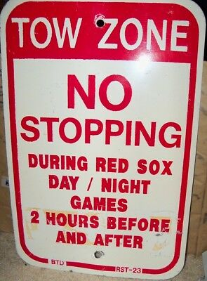 Boston Red Sox Fenway Park Sign Boston Transportation Department Ted Williams