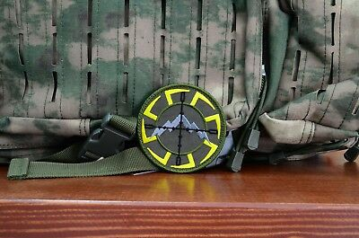 Russia FSB, ALFA team Kolovrat Russian Tactical morale military patch