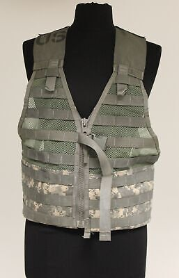 US Military Modular Load Bearing Lightweight Load Carrying Equipment Vest, ACU