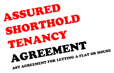 Ast Assured Shorthold Tenancy Agreement Flat Or House Printed Hardcopy Eng Wales