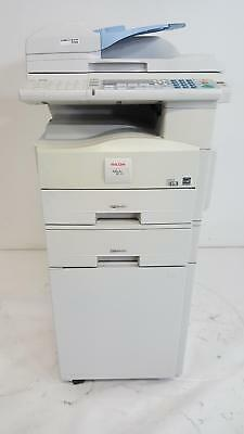 Ricoh Aficio MP 161 Color Laser Copier-Fax