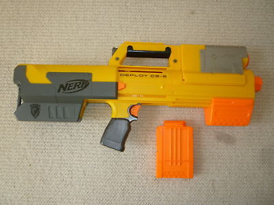 --- Nerf Gun N-STRIKE DEPLOY CS-6 ---