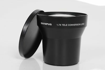 Olympus TCON-17F 1.7x Telephoto Conversion Lens for SP310, SP-350 Cameras   #521