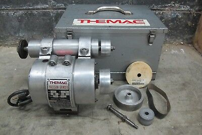 Themac Tool Post Grinder J7     Nice!