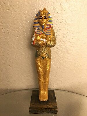 Egyptian King Ramsis II handmade In Egypt Class A Statue