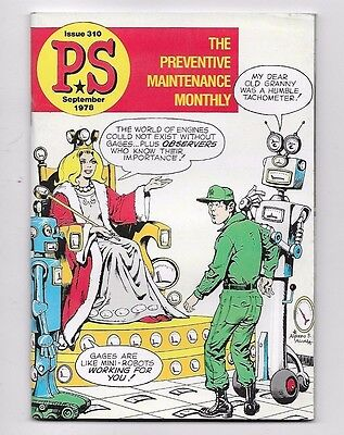 1978 ARMY PS MAGAZINE Preventive Maintenance Monthly Issue 310
