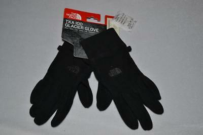 The North Face Mens Tka 100  Gloves Black  Brand New Authentic All Sizes