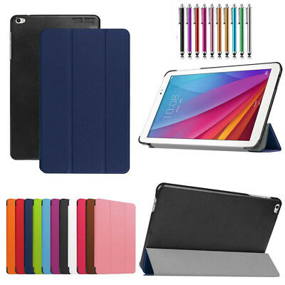 Leather Tablet Stand Flip Cover Case For Huawei Mediapad T1 10 T1-A21W T1-