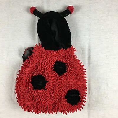 Authentic Kids Infant Red Ladybug Halloween Costume Infant Baby 6-9 months