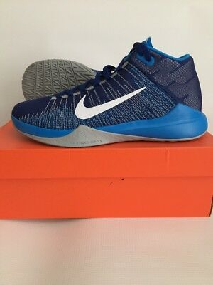 Nike Zoom Ascention Basketball Shoes 9.5 US Men's Nike Air BNIB New
