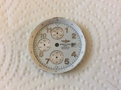 ORGINAL BREITLING ZIFFERBLATT DIAL Super Avenger 36mm A 562
