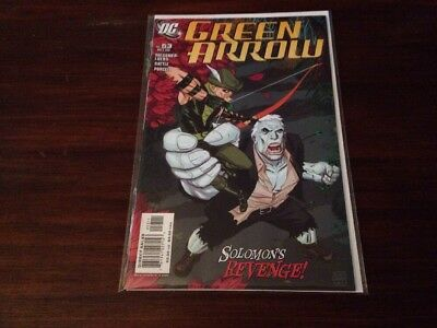 Green Arrow 53 Grundy