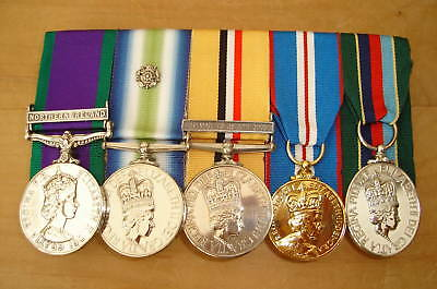 Medal Mounting Service Full & Miniature Size Medals