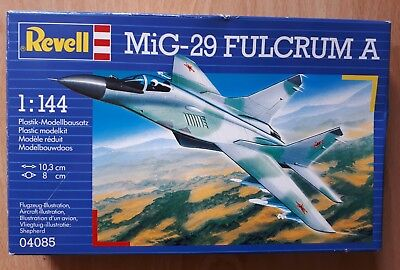 Mig-29 Fulcrum A, Revell, 1/144