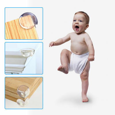 10 X Child Baby Safe Good Guard Protector Table Corner Edge Protection Cover UK