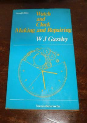 watch and clcok repairing by wj gazely